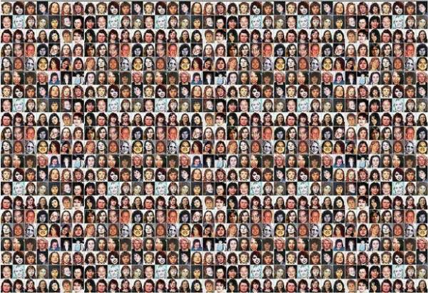 Poster of missing women. For years, researchers of violence against aboriginal women have faced a data shortage. Sisters in Spirit was the first database collecting cases of missing and murdered indigenous women in Canada. Canada's federal government stopped funding the program in 2010.